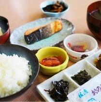 【朝食】1日の元気は朝から!和食イメージ