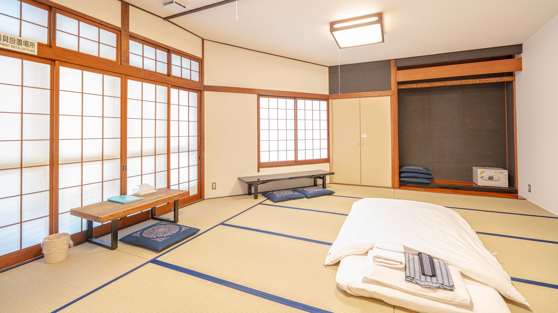 Room5 和室 定員6名 / Japanese-style room for 6 people