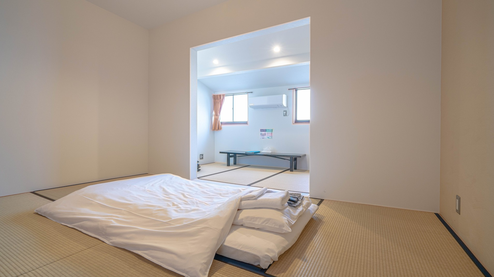 Room3 和室 定員4名 / Japanese-style room for 4 people