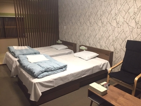 【一棟貸切・禁煙ルーム】石山の隠れ家的な長屋住宅の一室