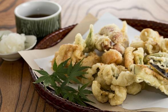 【古民家貸切】お座敷天ぷらプラン