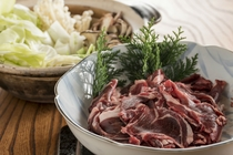 猪肉の味噌鍋1