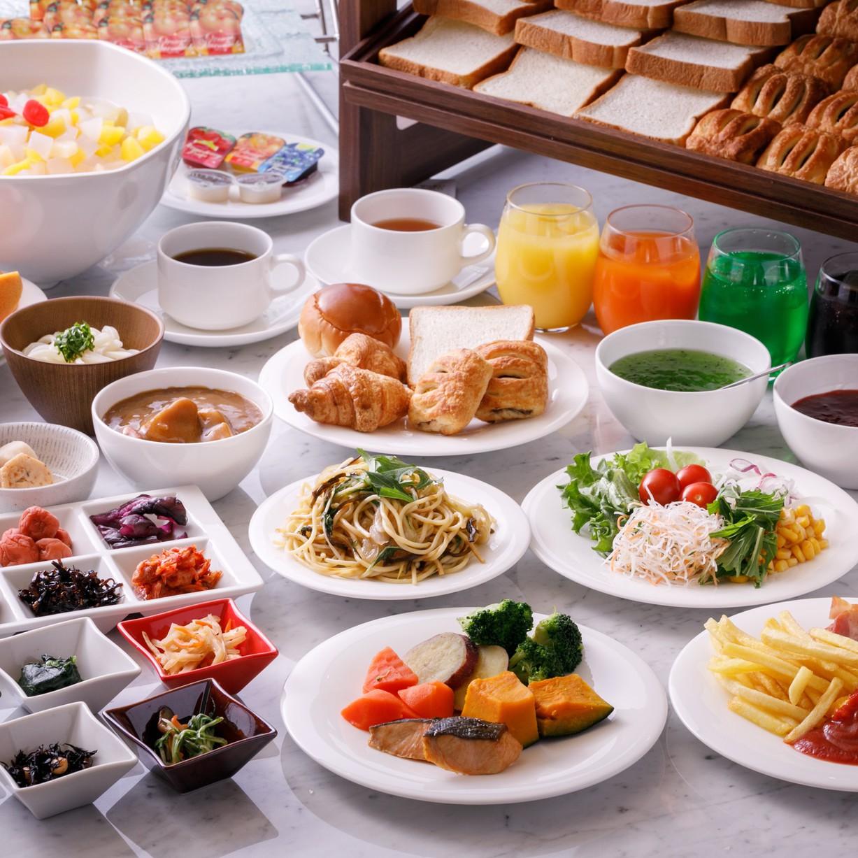 【ご朝食】ビュッフェスタイルにてご提供☆
