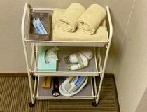 Towels & Amenity goods