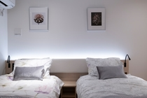 B号室ベッド