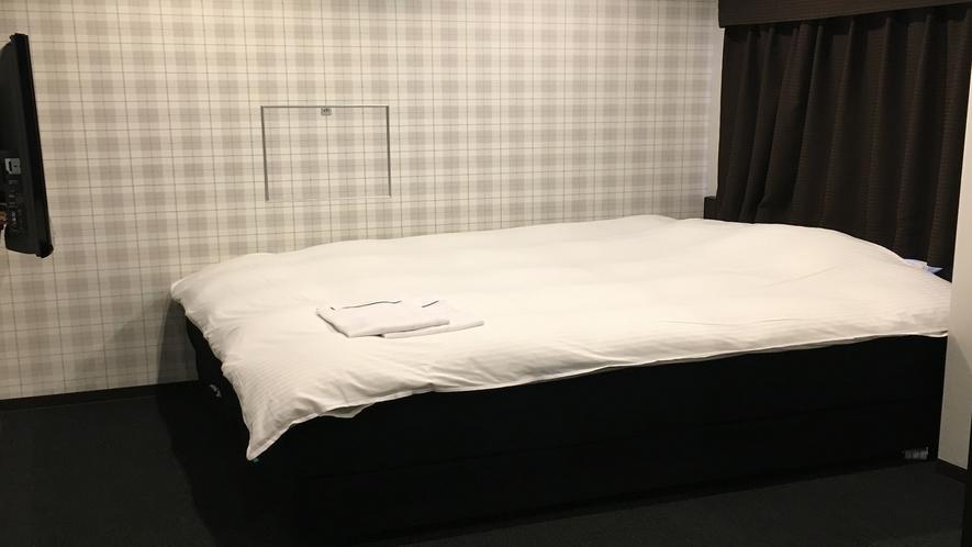 2ベッドルームツイン クイーンサイズ