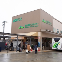 【周辺】高山駅東口/高速バス乗り場