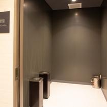 【館内】喫煙コーナー(2階)