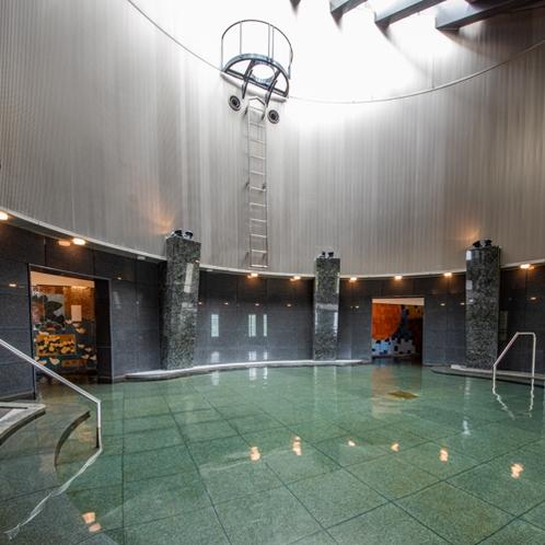温泉:本館南大浴場「鏡花の湯」内湯