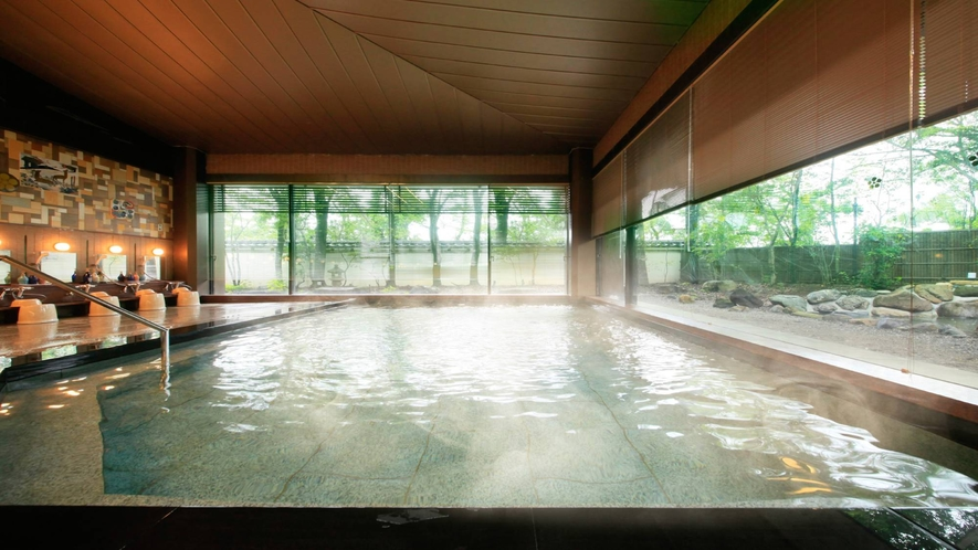 温泉:別邸・奏の湯「紅梅の湯」内湯