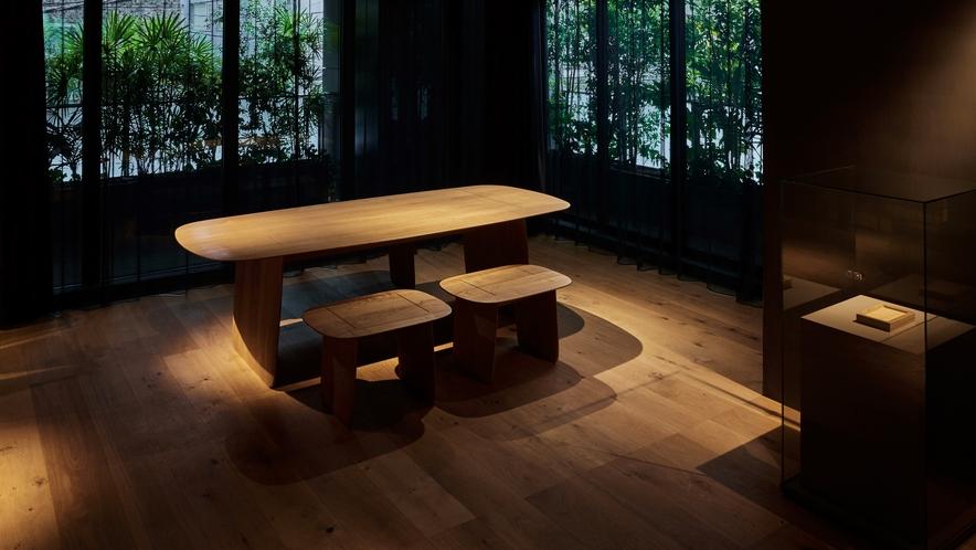 TOKYO CRAFT ROOM ダイニングテーブル&チェア