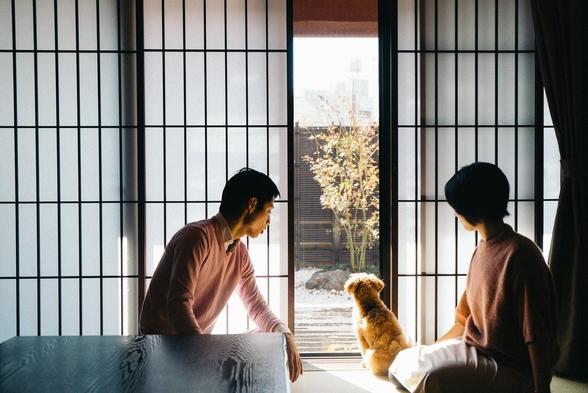 基本プラン【添い寝無料】金沢駅徒歩5分◆わんちゃんと泊まれる最大10名宿泊可能な一棟貸し宿