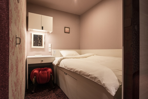 DELUXE CABIN ROOM【全室女性限定】