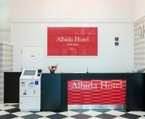 ホテル受付(1階)