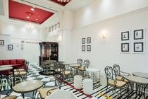 Albida Lounge(ホテル併設レストラン)