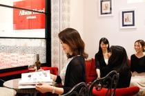 1Fレストラン Albida Lounge