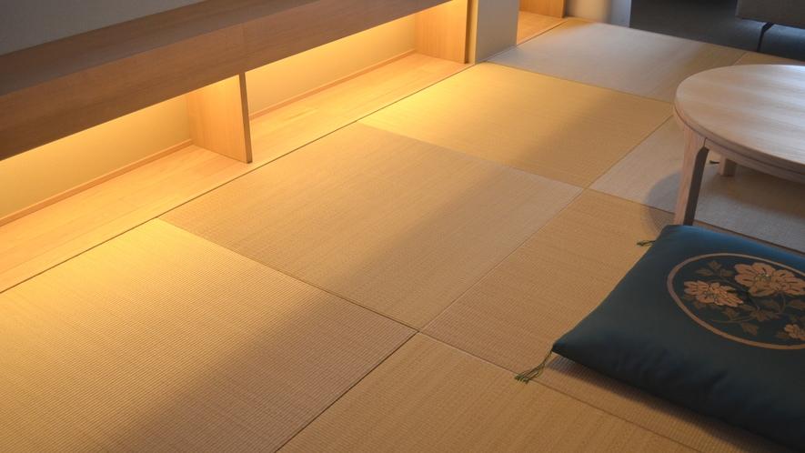■スイート 畳の間