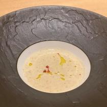 【スープ】マッシュルームのスープ