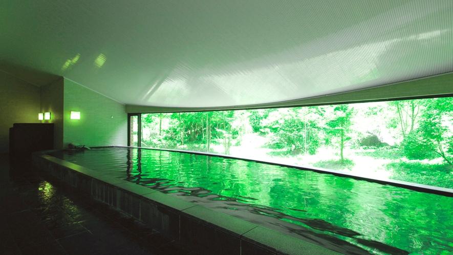 ・【大浴場】クラブハウスにございます。旅やゴルフの疲れを癒してください