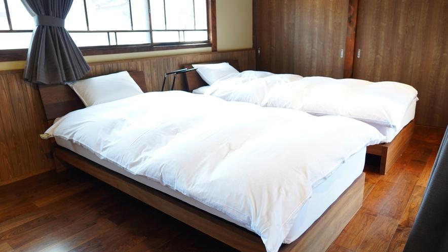 応挙 寝室