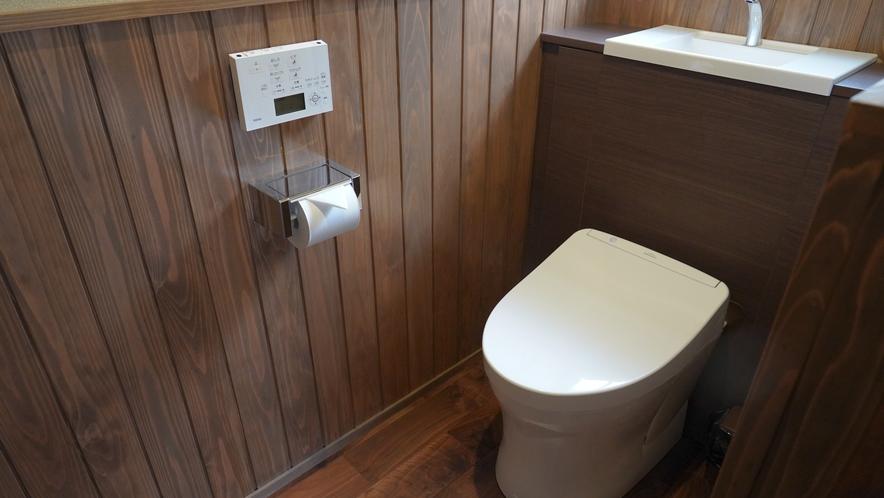 梅岩 トイレ