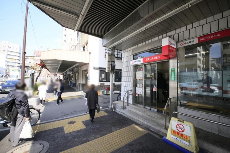 門前仲町駅からのアクセス②
