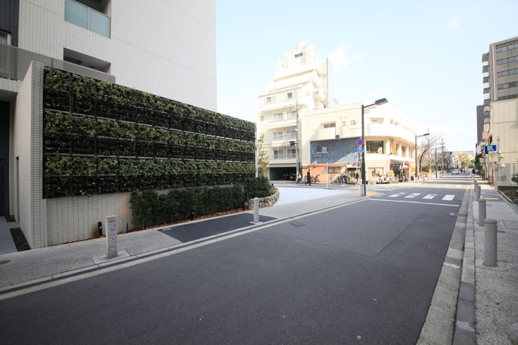 門前仲町駅からのアクセス⑤