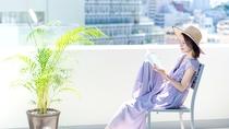 【ヴィラスイート】お籠もりしながらのんびりと1日を過ごす贅沢な時間