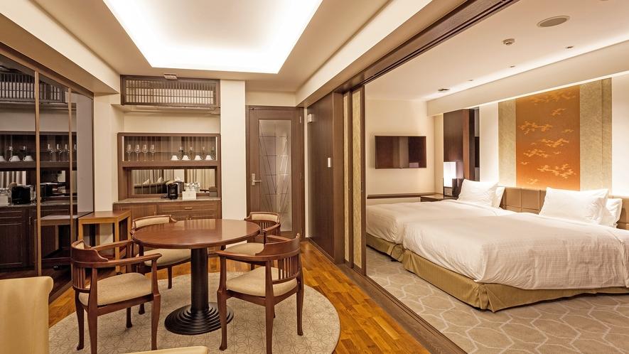 【EXESプレミアグランスイート】3階~9階に1部屋ずつ全7室/68平米