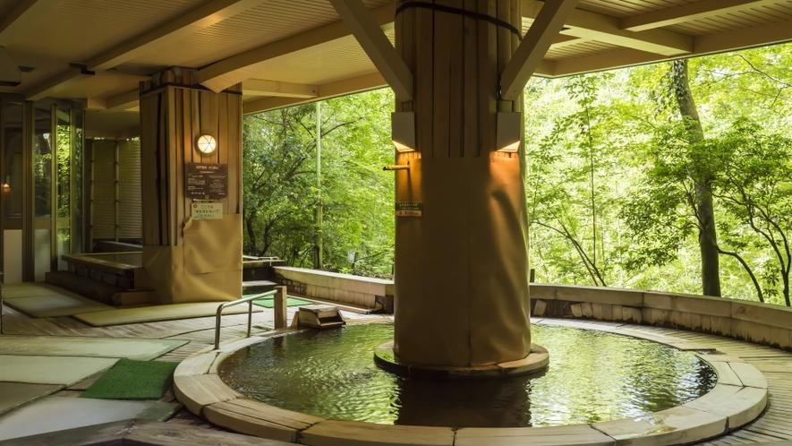 鶴仙の湯(露天風呂)