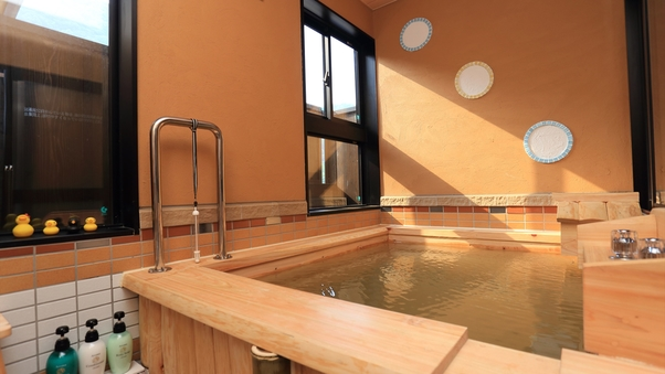 ■211-220■源泉掛け流し温泉・半露天風呂付き客室