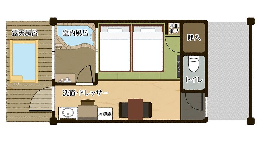 201-203号室