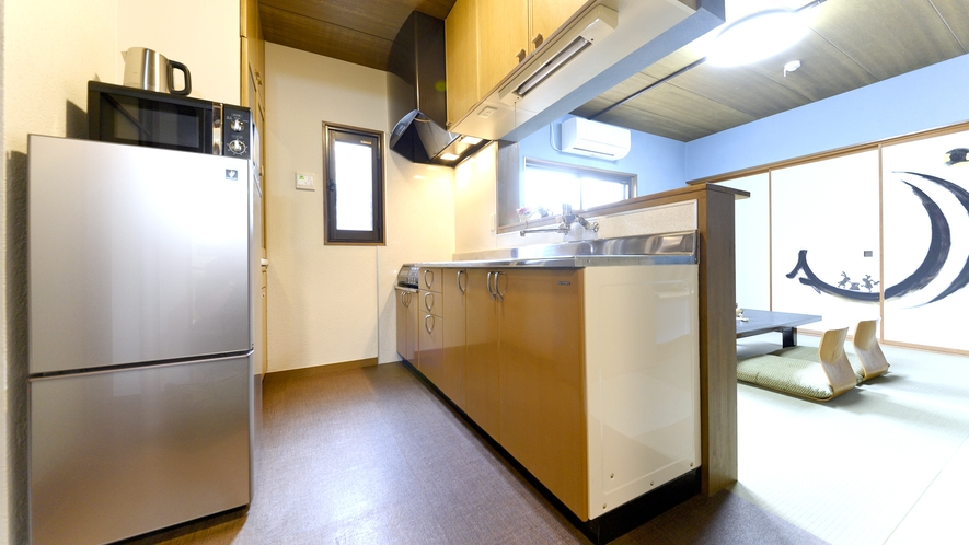 1階 蒼の間 キッチン