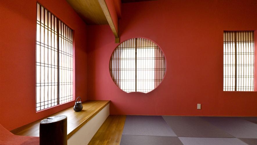 2階 朱の間 和室