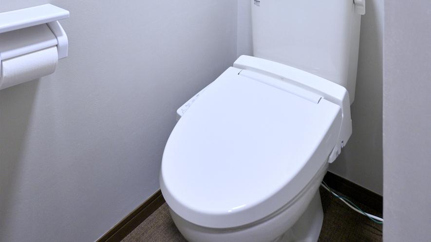2階 朱の間 トイレ