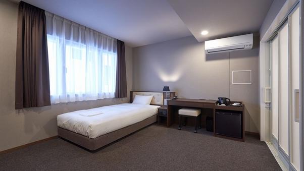 【禁煙】バリアフリールーム〜快適で安心な客室〜