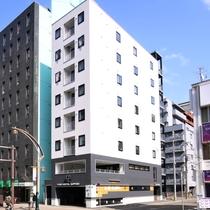 ■2018年12月新築オープン!いやすホステル外観