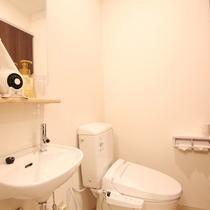 ■スタンダードツインルーム/専用トイレ