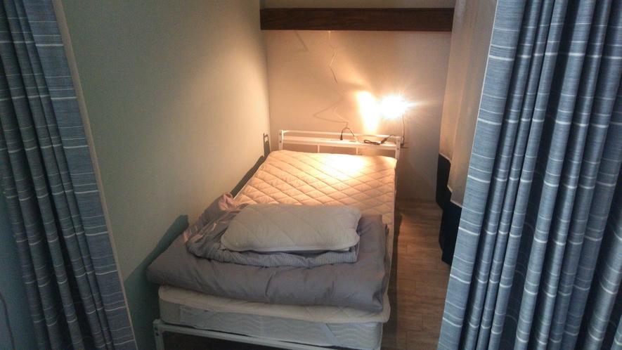 平置きシングルベッド