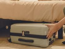 ベッド下収納スペース