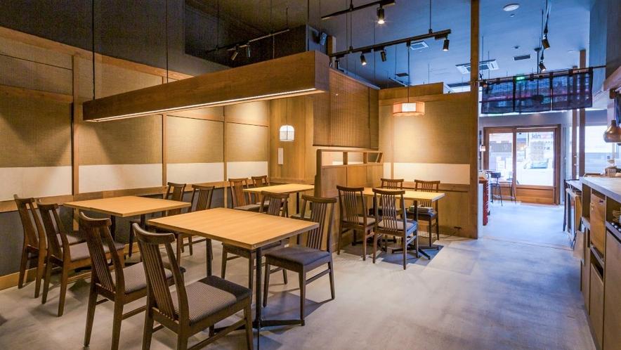 レストラン(内観)