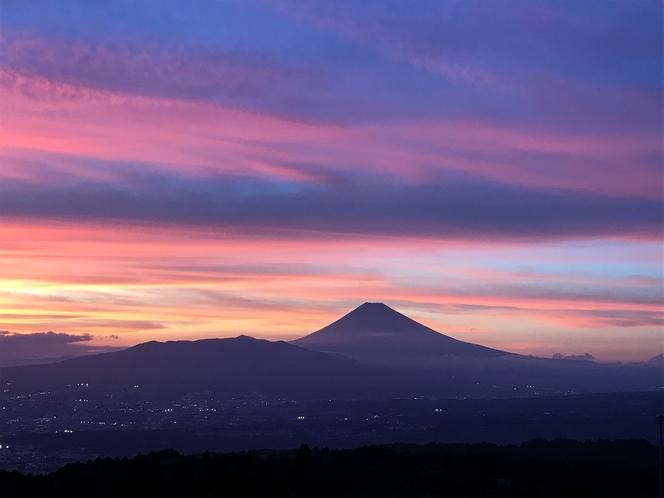ドラマチック富士山