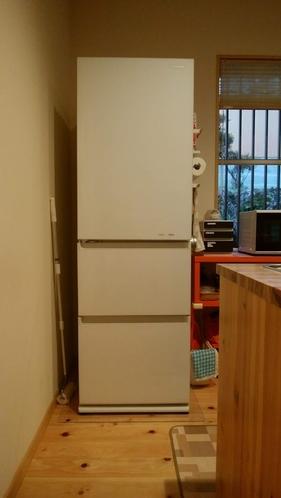 大型冷蔵庫 連泊OK!