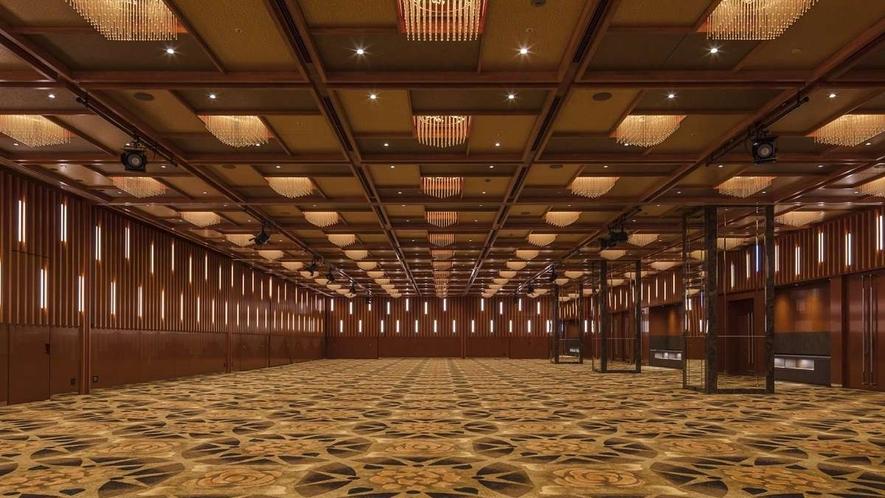 宴会場:横浜ベイタワーホール