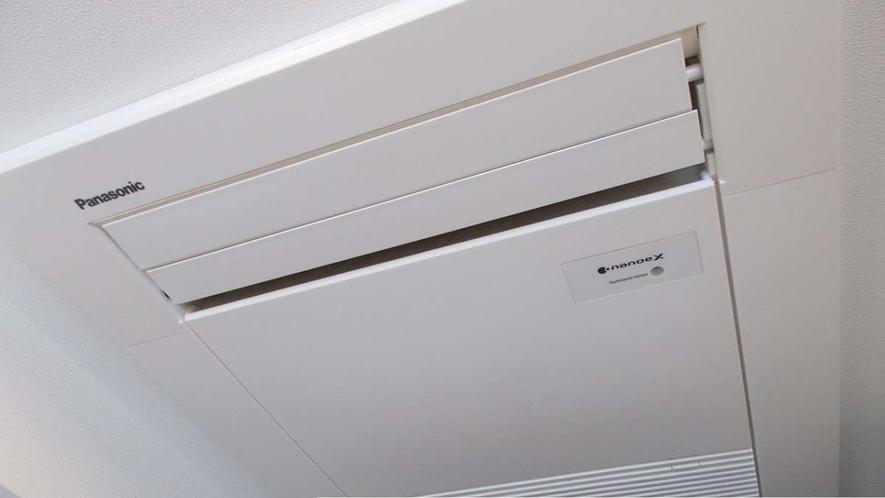 ナノイーX ※冷暖房一括管理