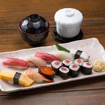 【夕食】寿司