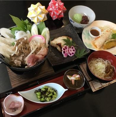 秋田の味「きりたんぽ鍋」を楽しむ★夕食付プラン