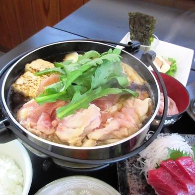 【比内地鶏】を使用した贅沢すき焼きプラン