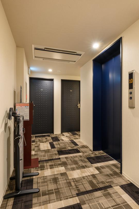 ◆客室フロア・エレベーターホール◆