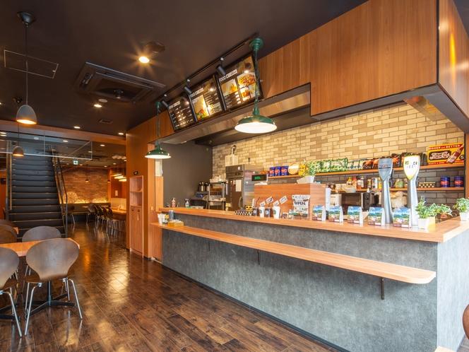 ◆マックスカフェ◆ちょっと早めに到着された方はカフェでコーヒーブレイク♪